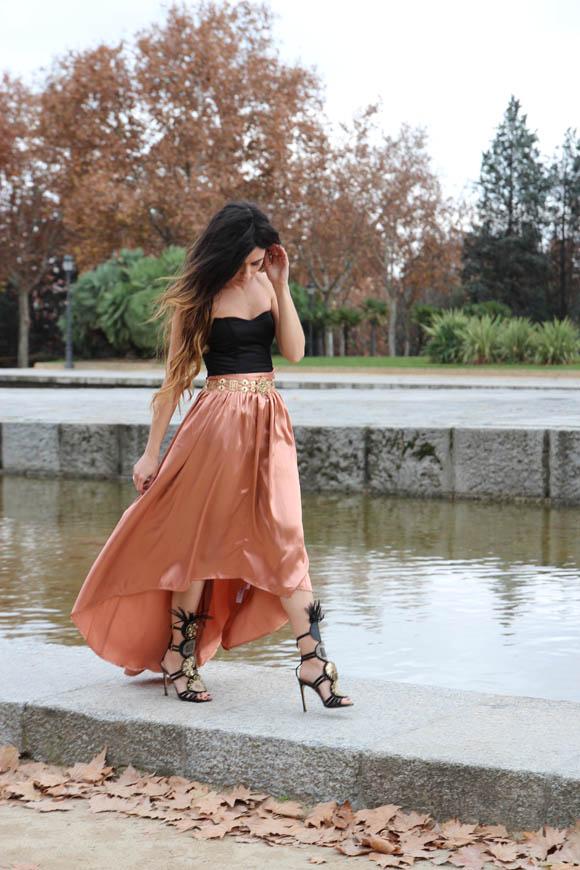 Classyfashionable Fashion Bloggers Madame De Rosa A Unique Style
